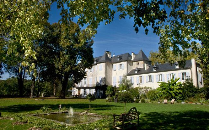 Retraite résidentielle au château de Moumour